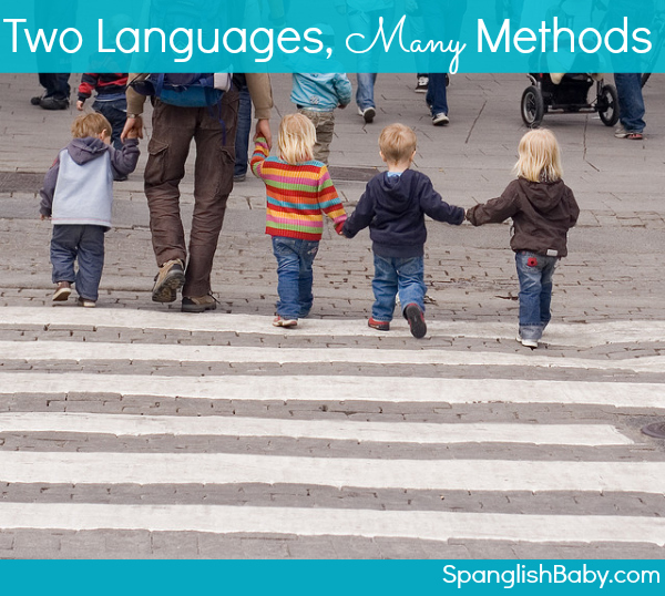 Two Languages, Many Methods - SpanglishBaby.com