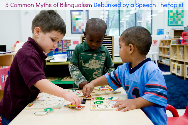 3 Common Myths of Bilingualism Debunked by a Speech Therapist