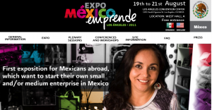 expo mexico emprende