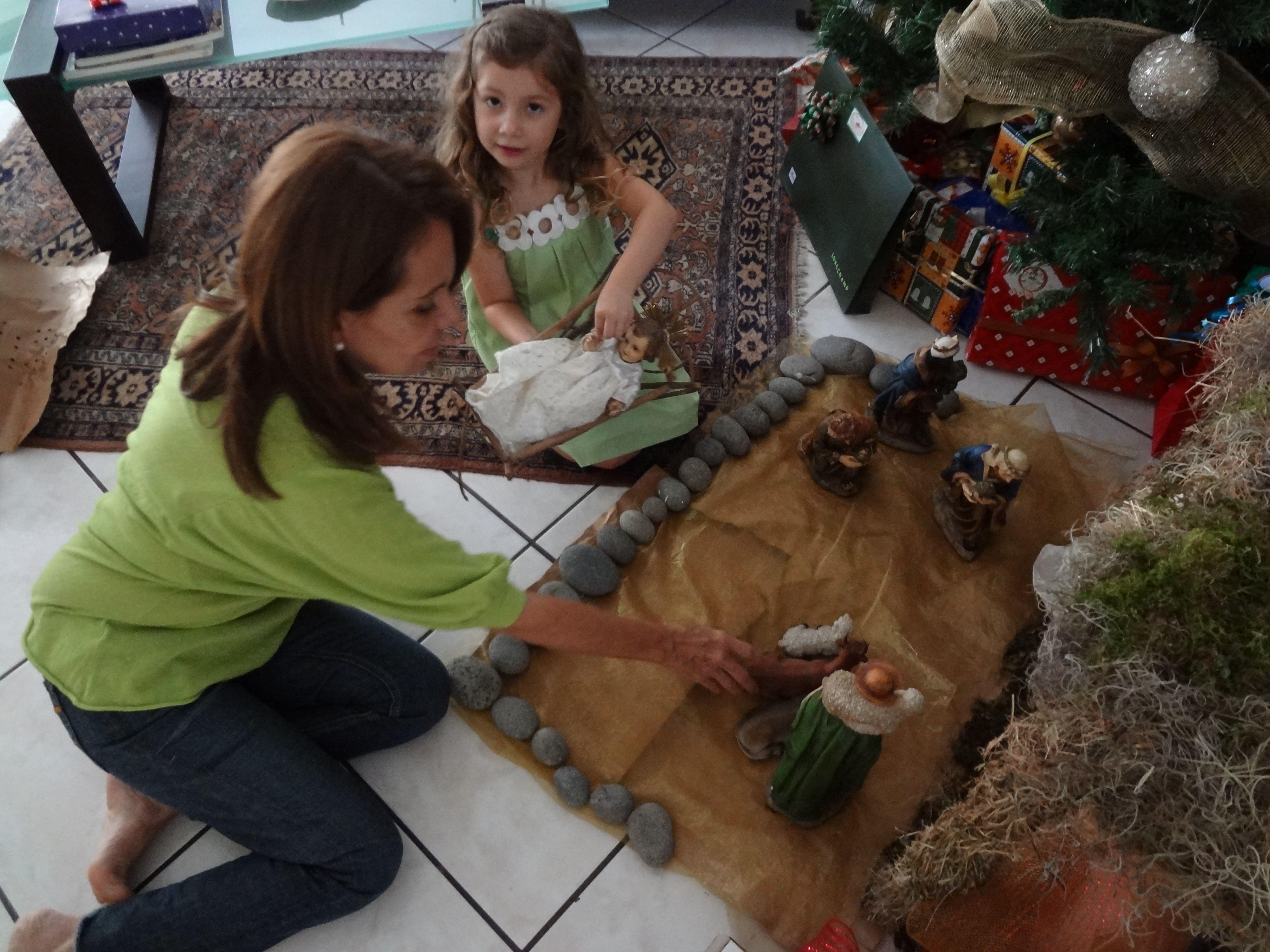 nativity scene pesebre navidad