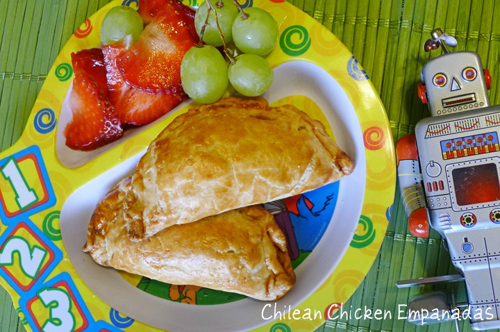 Chilean Chicken Empanadas recipe