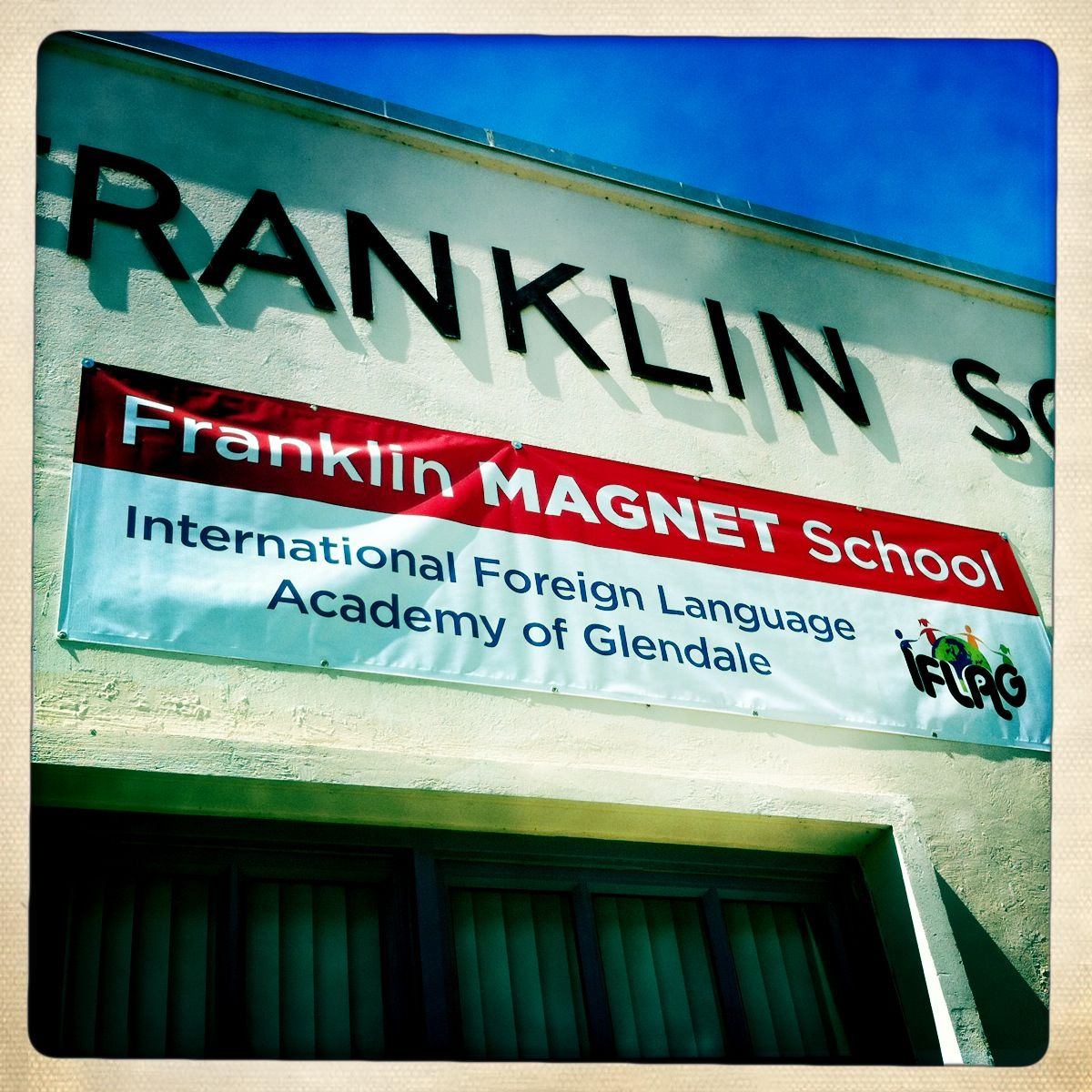Franklin Magnet School International Foreign Language Academy of Glendale