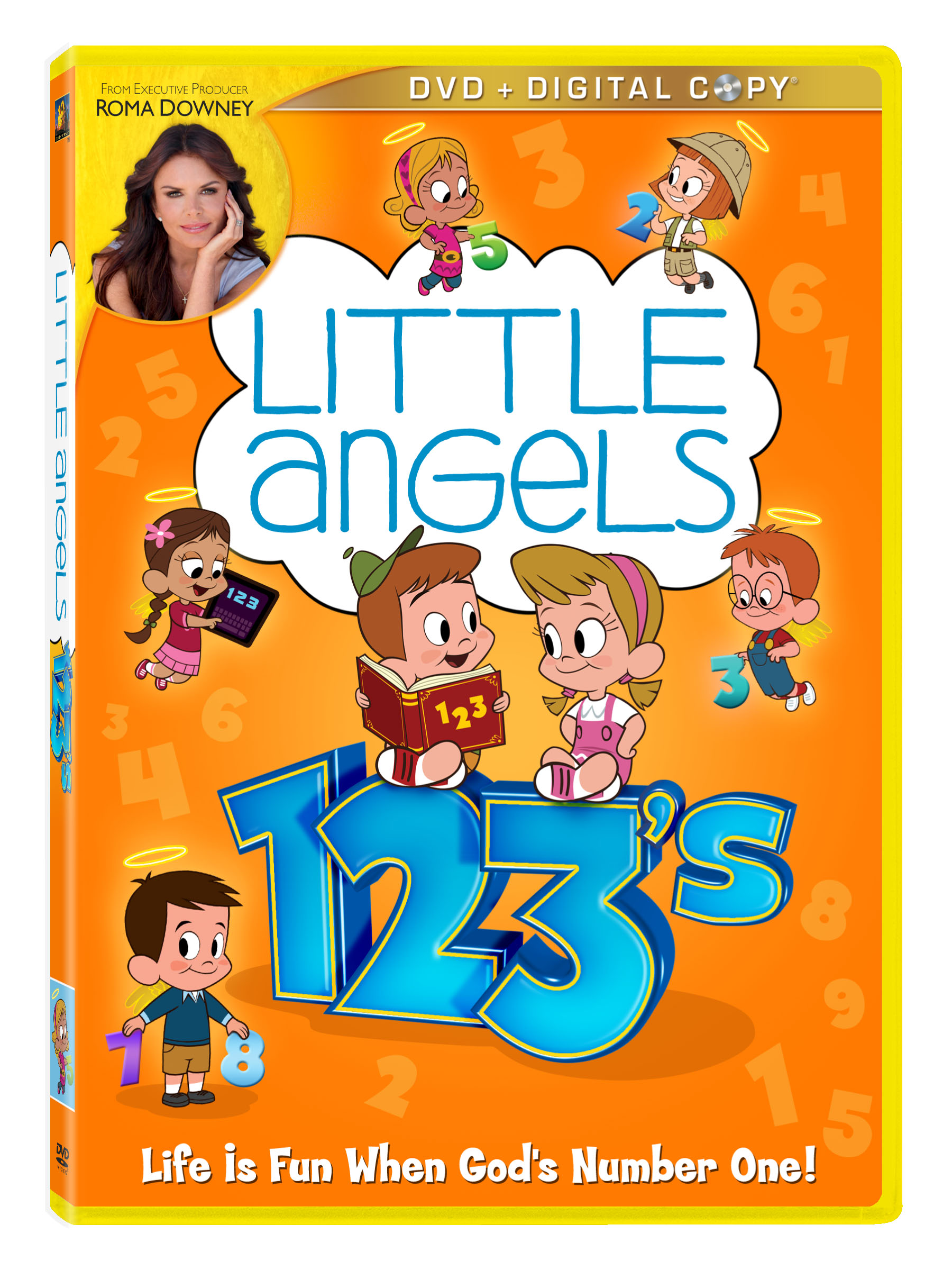 LITTLE ANGELS 123s