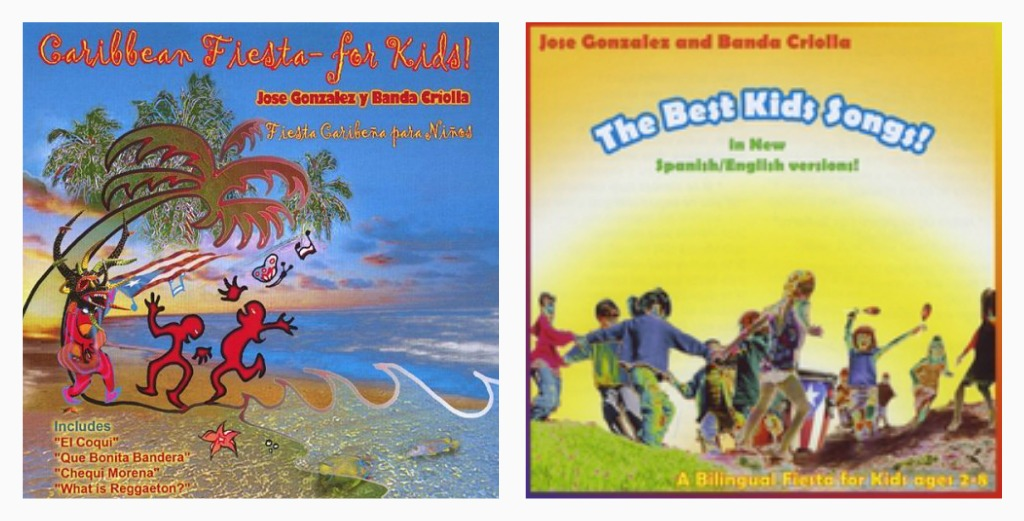 Bilingual Kids Music by José González and Banda Criolla