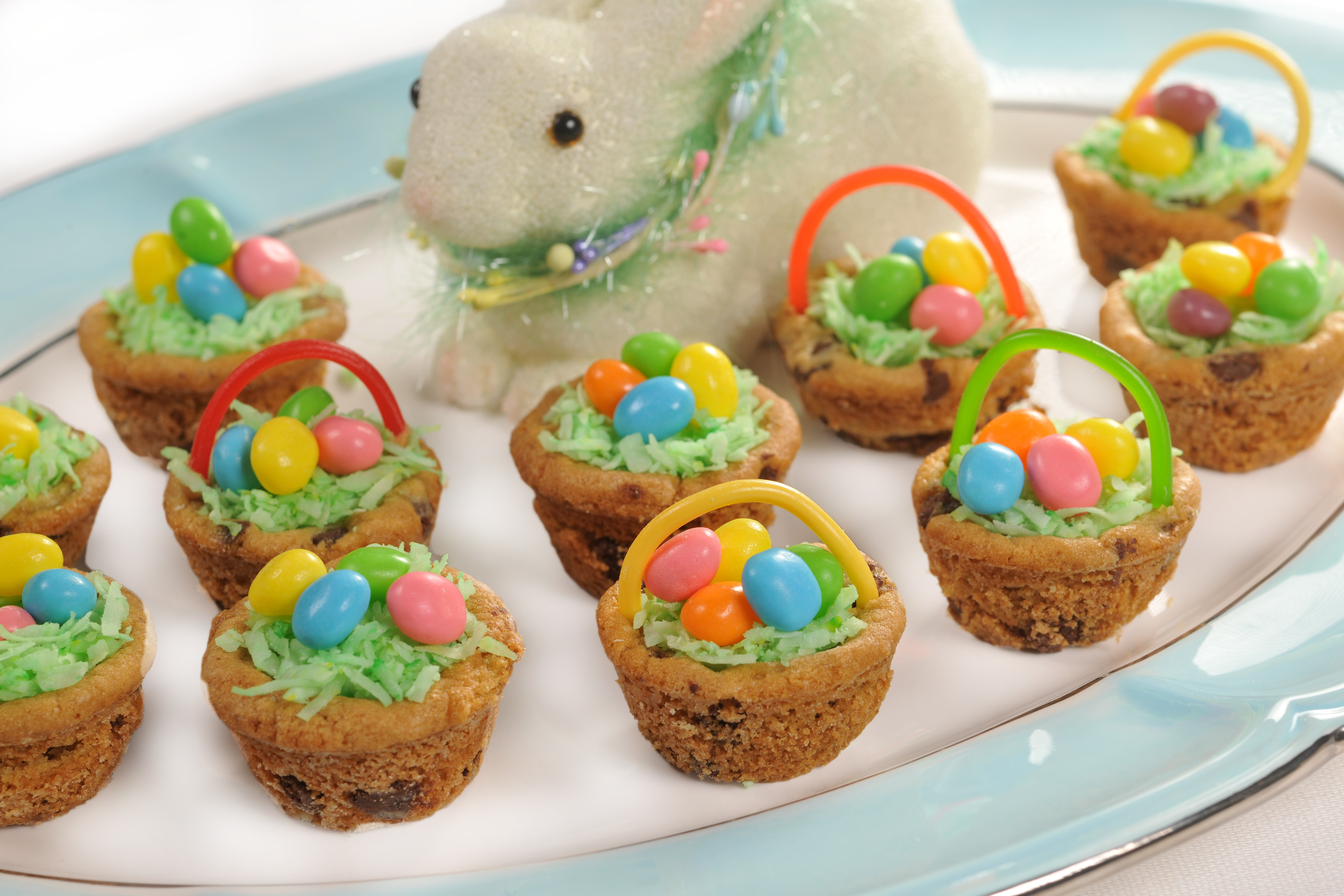 Nestle chocolate chip easter basket recipe