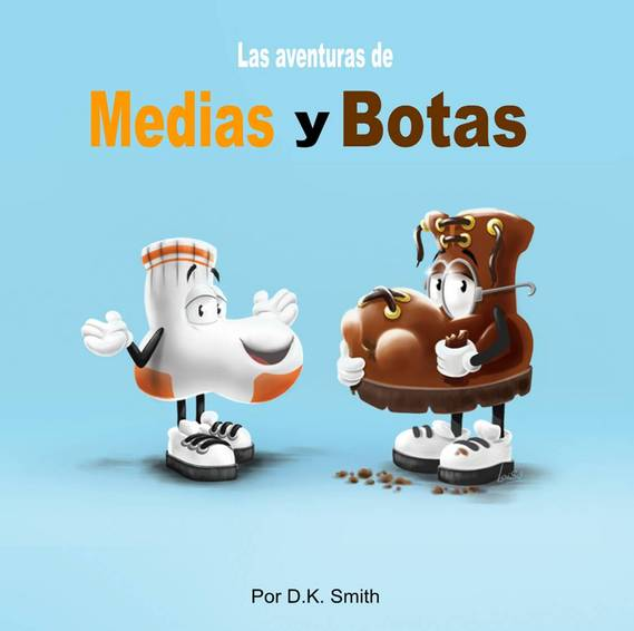las aventuras de medias y botas socks and boots bilingual spanish app