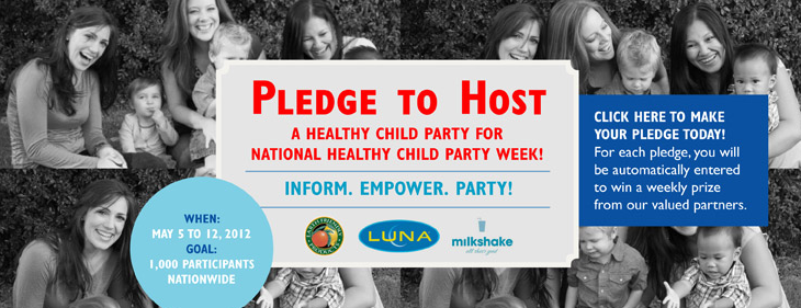 Healthy Child Healthy World national party week