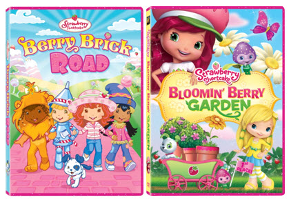 Strawberry Shortcake Blooming Berry Garden
