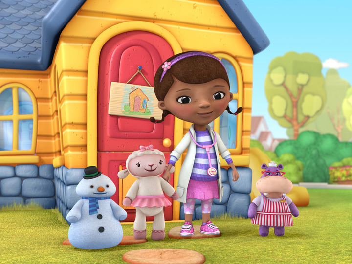 Disney Junior's Doc McStuffins cast