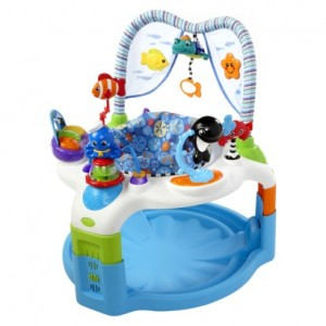 Disney Baby Einstein Neptune Activity Saucer