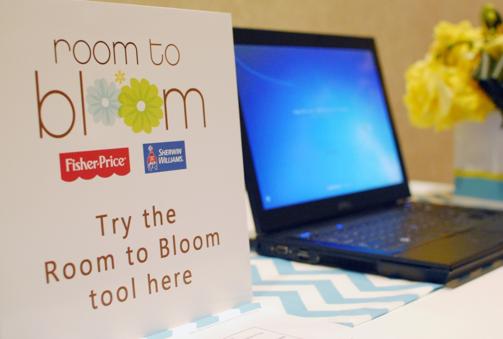 fisher price room to bloom