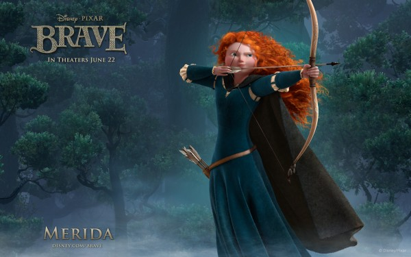 Disney Pixar Brave