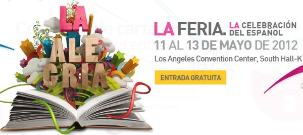 LeaLA feria del libro spanish book fair los angeles