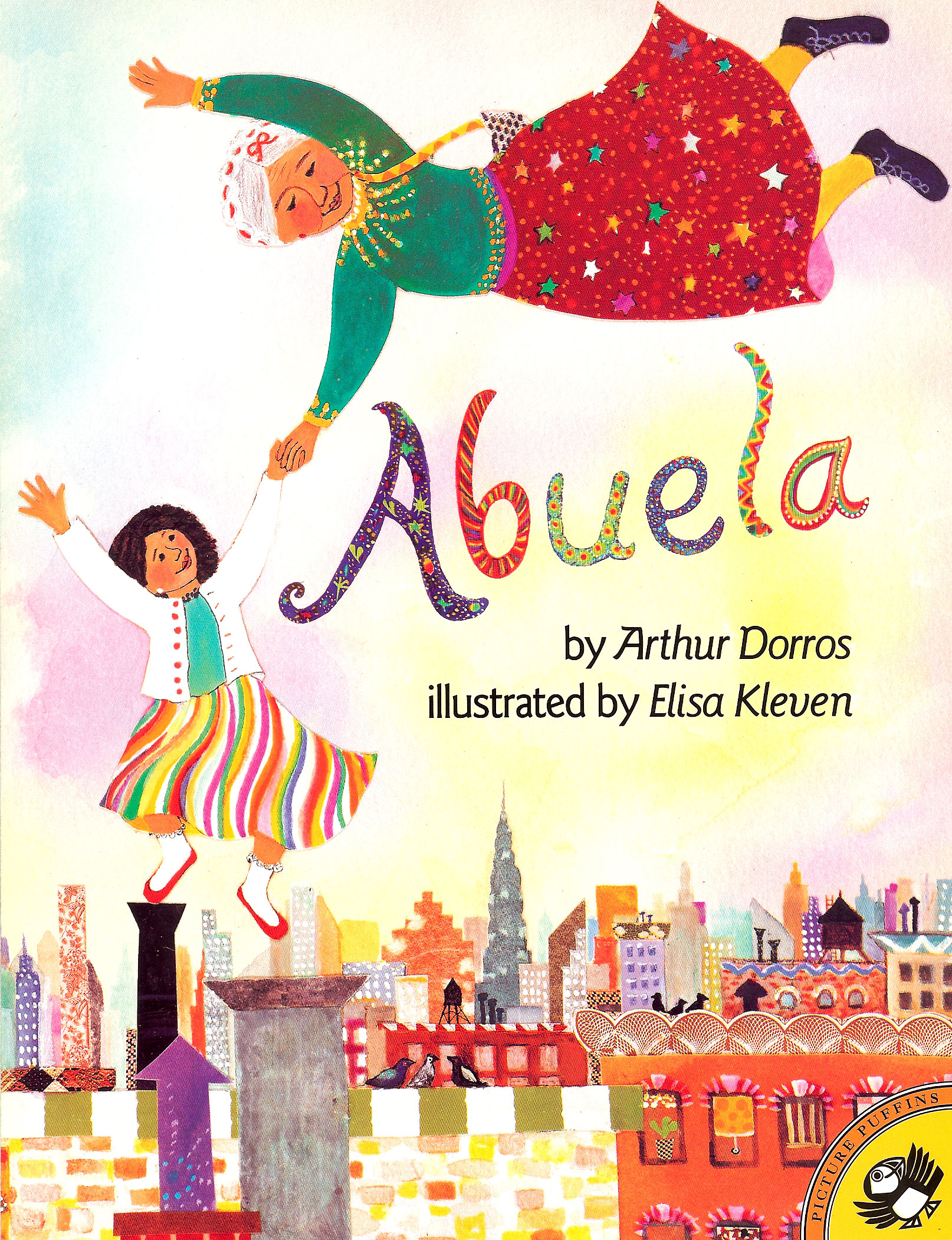Abuela, by Arthur Dorros