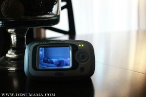 graco true focus digital video monitor