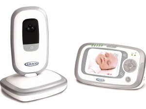 video baby monitor graco