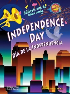 Books & Libros: ¡A Celebrar el 4th of July!