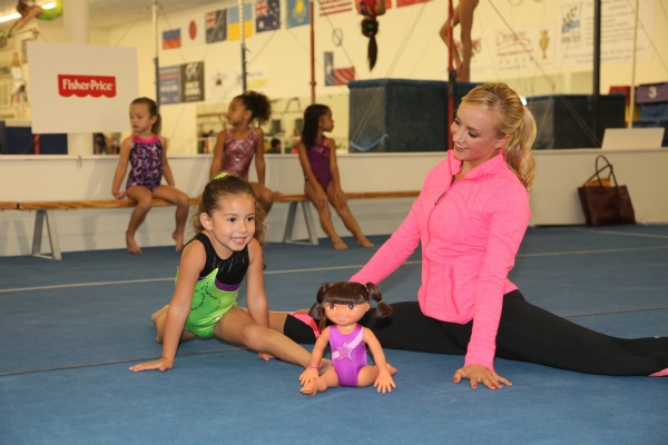 Inspiring Young Gymnasts: An Interview With Nastia Liukin. Plus ...young gymnast