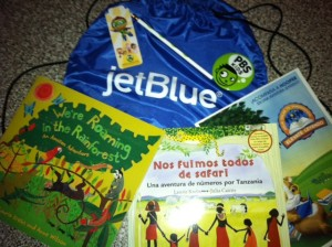 JetBlue Kit