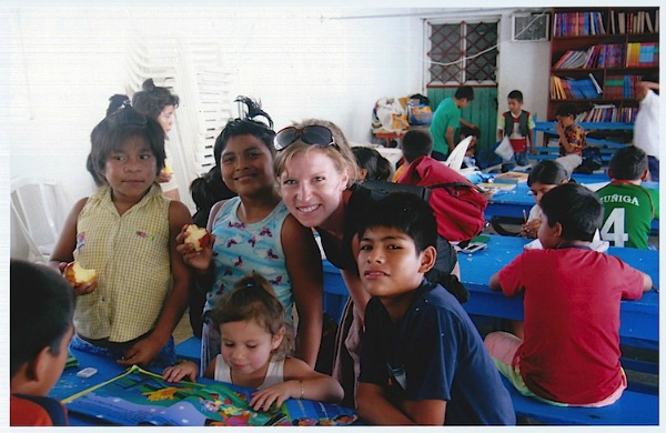 Acapulco Hogar foster home for refugee children