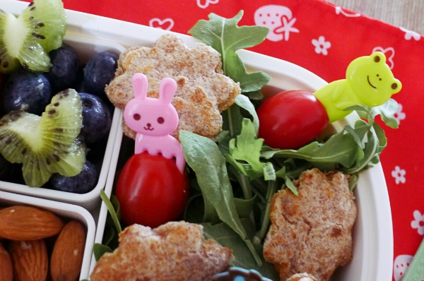 Bento Box lunch fun