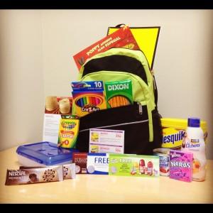 Nestle el mejor nido backpack giveaway