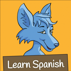 icon_learnSpanishLittleBlueJackal
