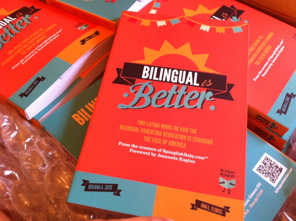bilingual is better book