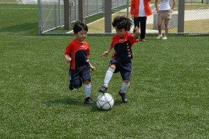 motivating bilingualism through soccer