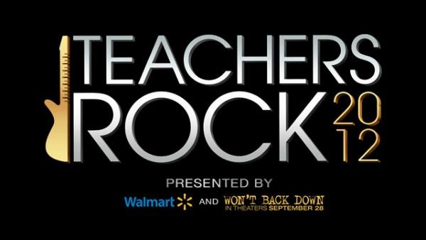 teachers Rock 2012 app concert