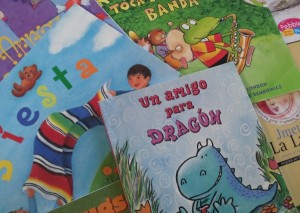 bilingual kids book exchange