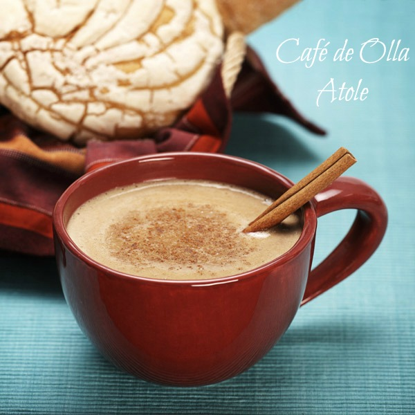 cafe de olla atole recipe