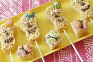 Catrina rece krispies Treats recipe