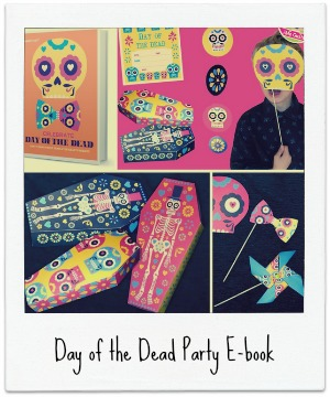 Day of the Dead Party E-book