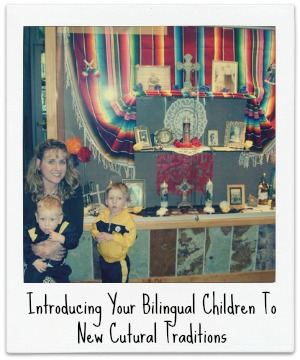 Introducing Your Bilingual Children To Dia De Los Muertos