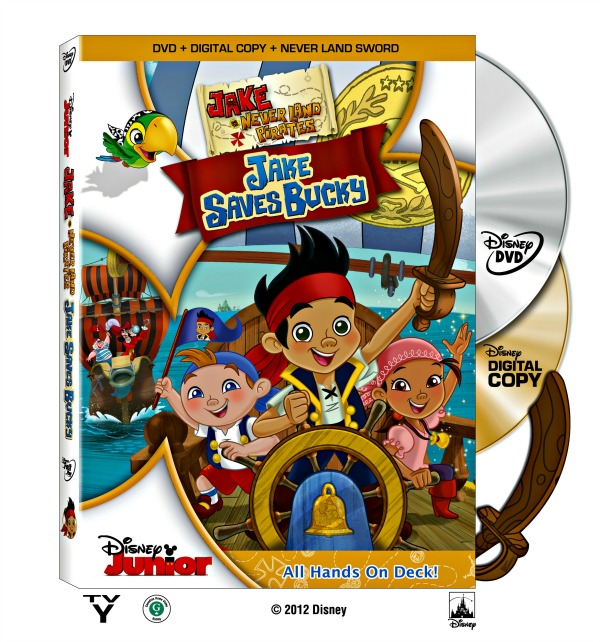 Jake and the Neverland Pirates: Jake Saves Bucky