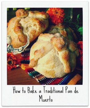 How to Bake a Traditional Pan de Muerto