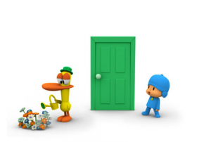 Pato and Pocoyo