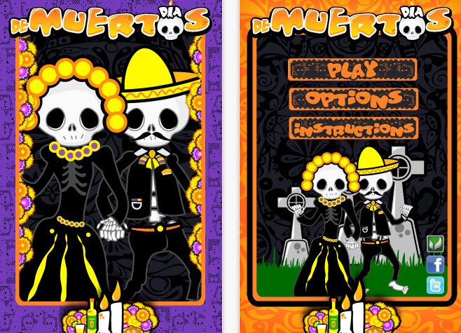 dia de muertos apps