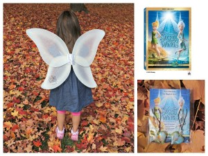 Secret of the wings, fairy wings, giveaway