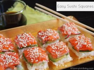 Easy-Sushi-Squares recipe