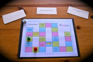Spark Spanish Conversation with this Juego de Preguntas {Printable Activity}