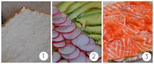 easy sushi squares