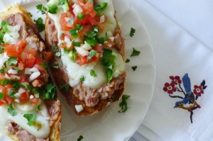 mexican molletes recipe
