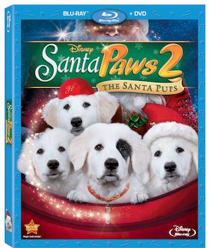 Santa Paws 2