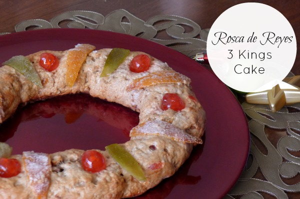 SpanglishBaby: Traditional Rosca de Reyes recipe