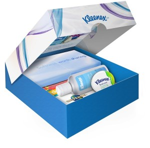 Kleenex CarePack Softness Worth Sharing