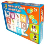 ingenio bilingual alphabet blocks