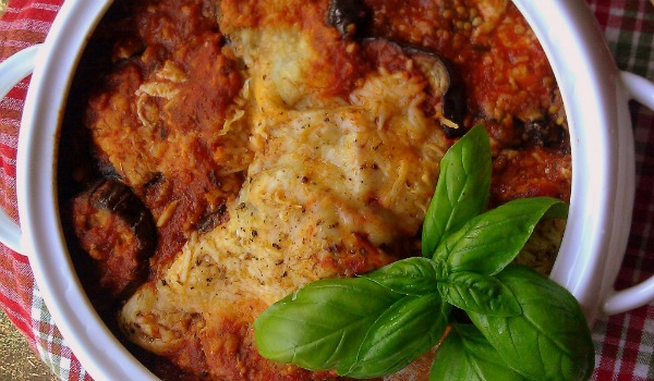 Eggplant Parmesan recipe by Adriana's Best Recipes