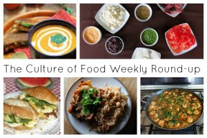 a weekly roundup of recipes by latina bloggers